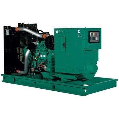 Cummins  MCD400P58 Generator Set 400 kVA Prime 440 kVA Standby