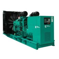 Cummins MCD1275P86 Generator Set 1275 kVA