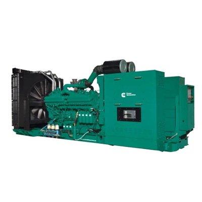 Cummins  MCD1400P90 Generador 1400 kVA Principal 1540 kVA Emergencia