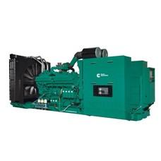 Cummins MCD1400P89 Generador 1400 kVA