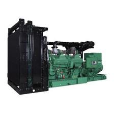 Cummins MCD1875P93 Generador 1875 kVA