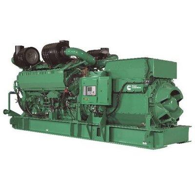 Cummins  MCD2034P97 Generator Set 2034 kVA Prime 2238 kVA Standby