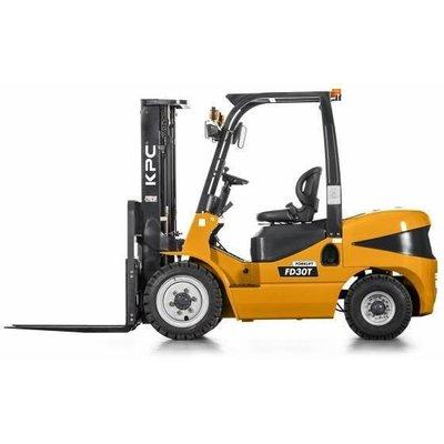 FD25T KPC Diesel Forklift