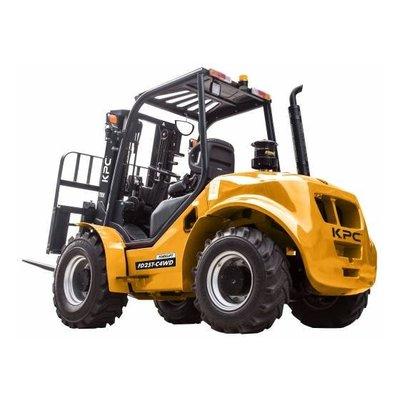 FD25T-C4WD KPC Diesel Forklift