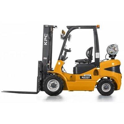FG15T KPC Forklift Gasoline/GLP