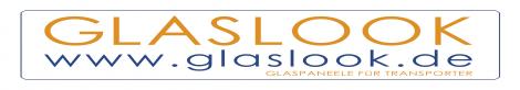 Glaslook - Einzigartig in Deutschland - erster online Webshop für Glaslook Paneele - Beste Qualität für den niedrigsten Preis
