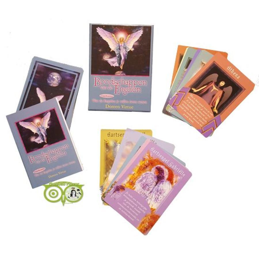 Boodschappen van de engelen - Doreen Virtue-1