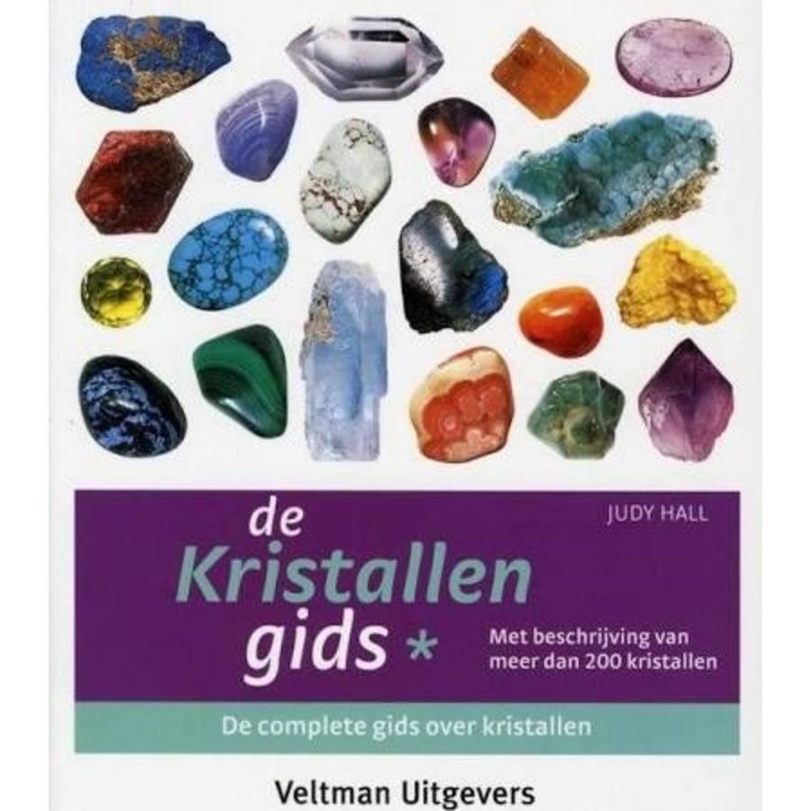 De Kristallengids Deel 1 - Judy Hall-1