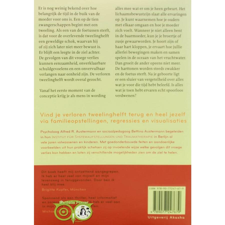Het drama in de moederschoot - De Verloren tweelinghelft - Alfred R. Austermann-2