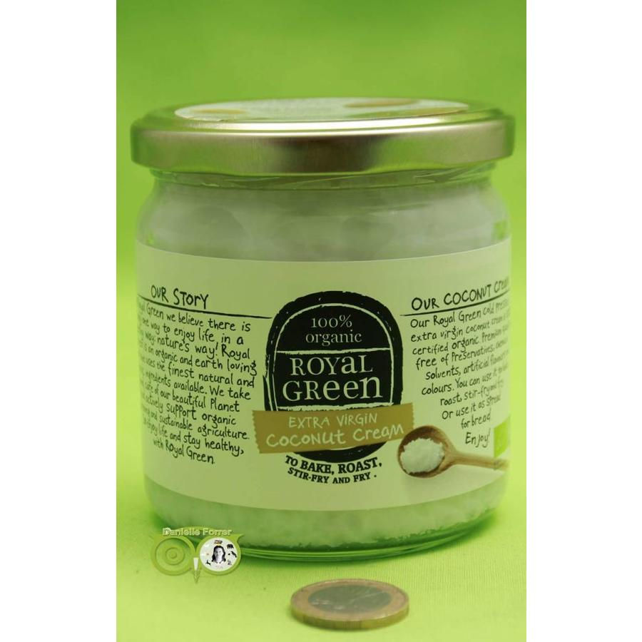 Royal Green Coconut Cream - Extra Virgin 325 ml-1