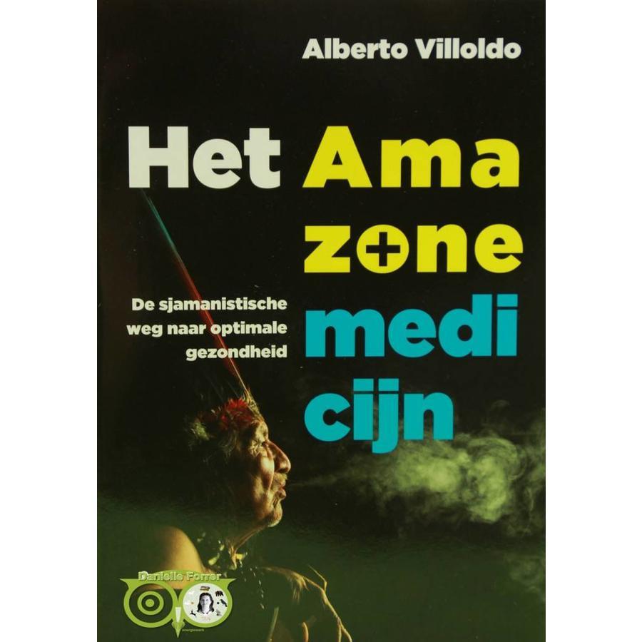 Het Amazone medicijn - Alberto Villoldo-1