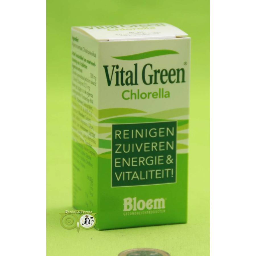 Vital Green Chlorella ( 200 tabs)-1
