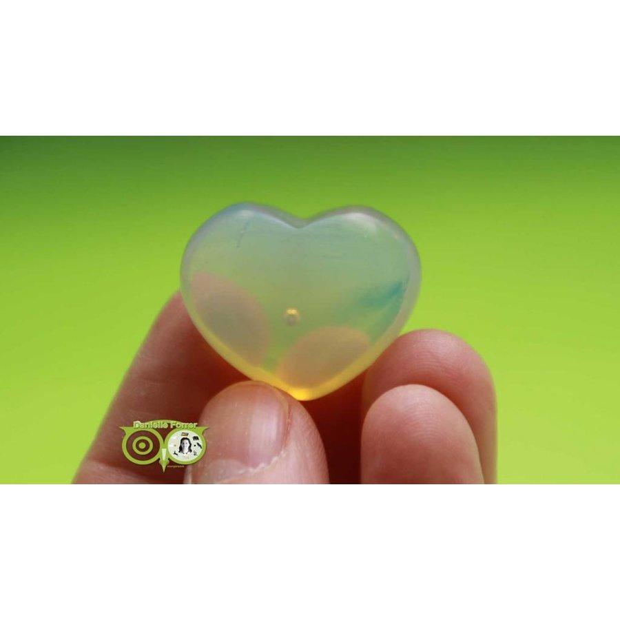 Opaline hart OPA-HRT-1-14-1