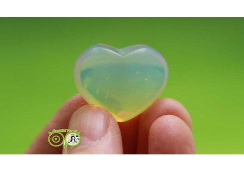 Opaline hart OPA-HRT-3-14