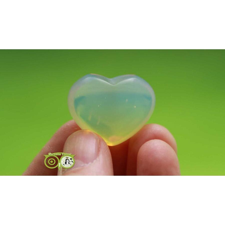 Opaline hart OPA-HRT-3-14-1