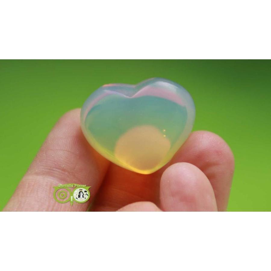 Opaline hart OPA-HRT-5-15-1