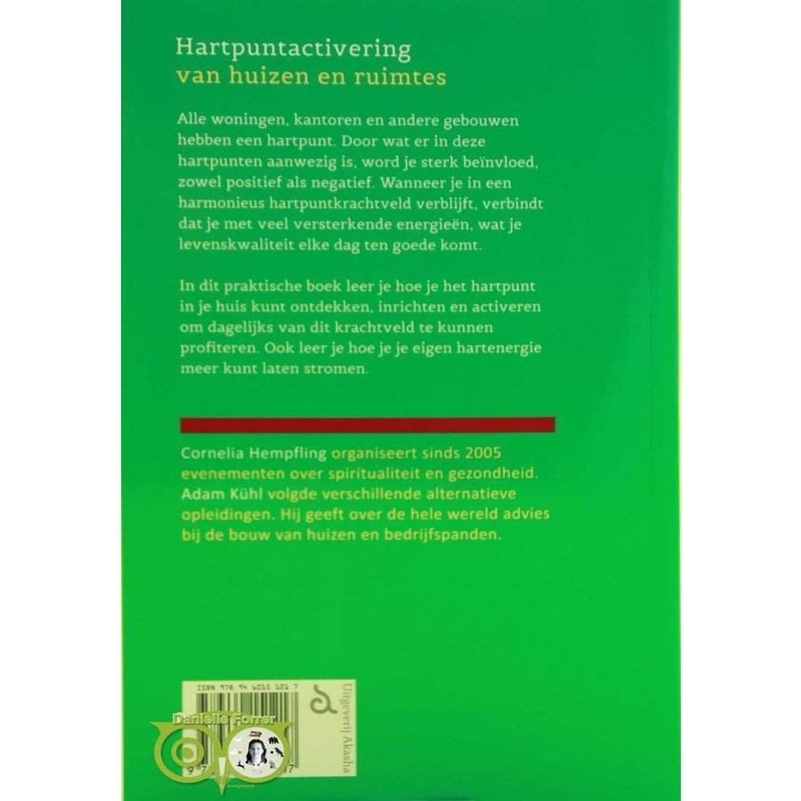 Hartpuntactivering van huizen en ruimtes - Leven met een krachtige hartenergie-2