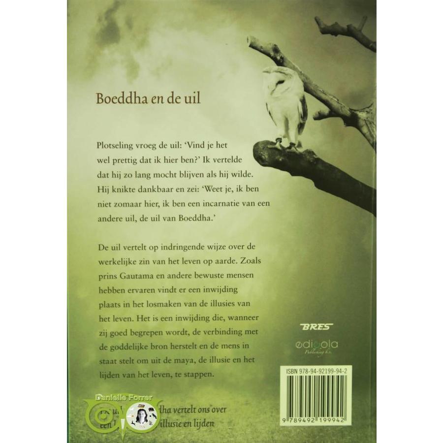 Boeddha en de uil - Jaap Hiddinga-2