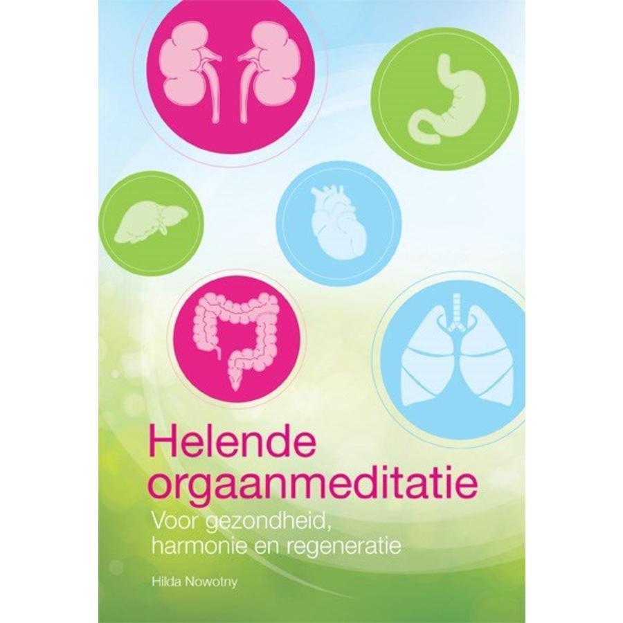Helende orgaanmeditatie - Hilda Nowotny-1