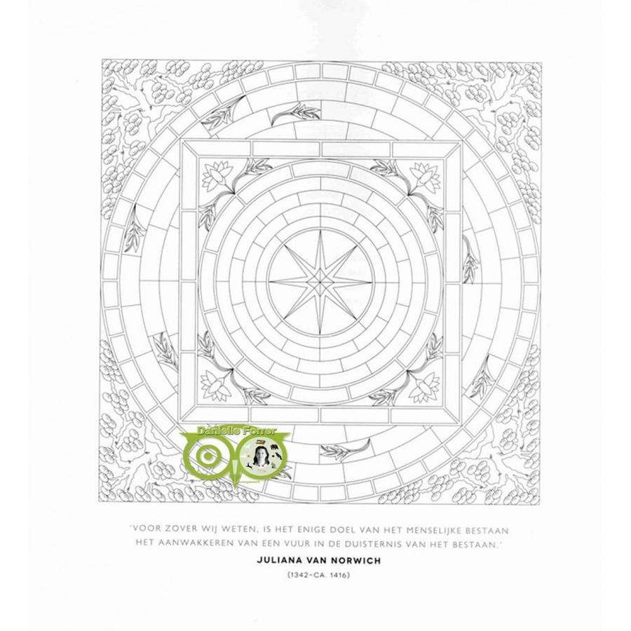 Het mindful mandala kleurboek - Lisa Tenzin-Dolma-2
