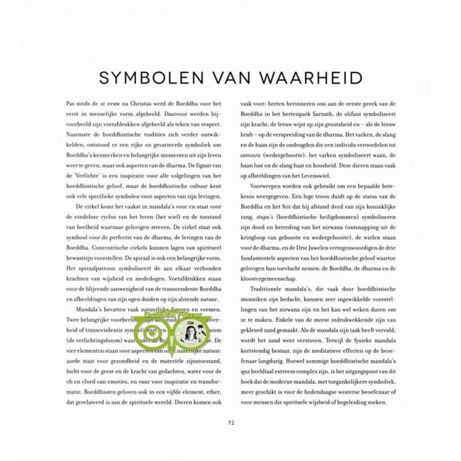 Het mindful mandala kleurboek - Lisa Tenzin-Dolma-5