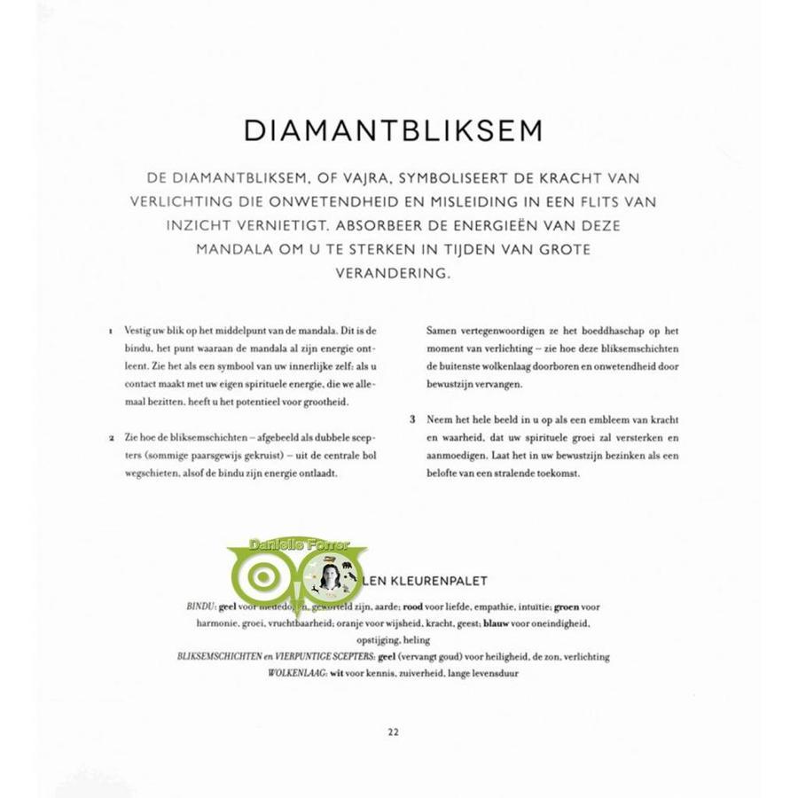 Het mindful mandala kleurboek - Lisa Tenzin-Dolma-7