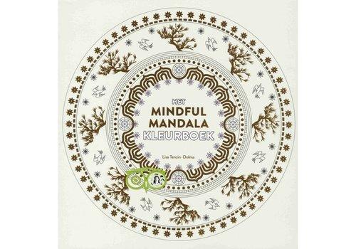 Het mindful mandala kleurboek - Lisa Tenzin-Dolma