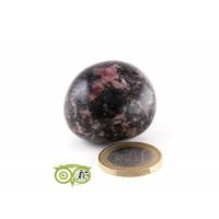 thumb-Rhodoniet Knuffelsteen Nr 3 - 58 gram-1