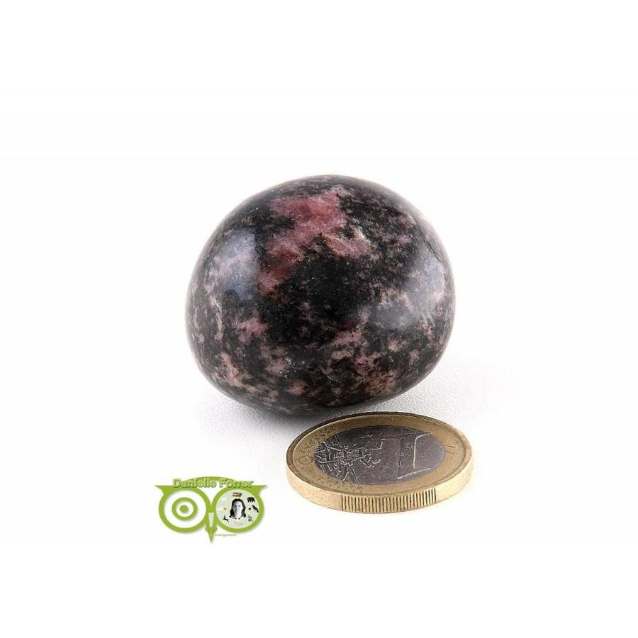 Rhodoniet Knuffelsteen Nr 3 - 58 gram-1