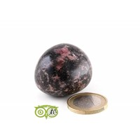 thumb-Rhodoniet Knuffelsteen Nr 3 - 58 gram-2