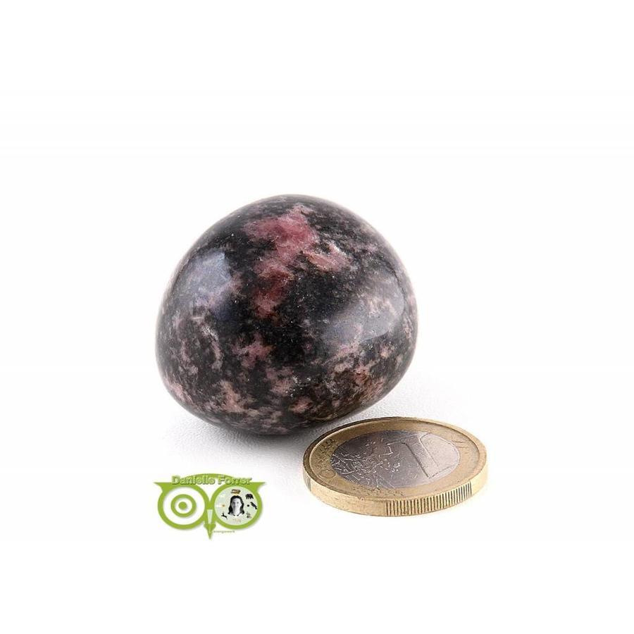 Rhodoniet Knuffelsteen Nr 3 - 58 gram-2