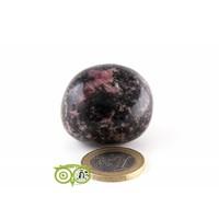 thumb-Rhodoniet Knuffelsteen Nr 3 - 58 gram-6