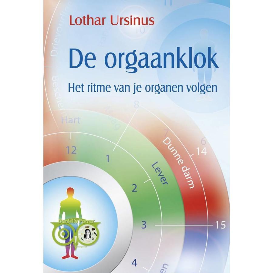 De orgaanklok - Het ritme van je organen volgen - Lothar Ursinus-1