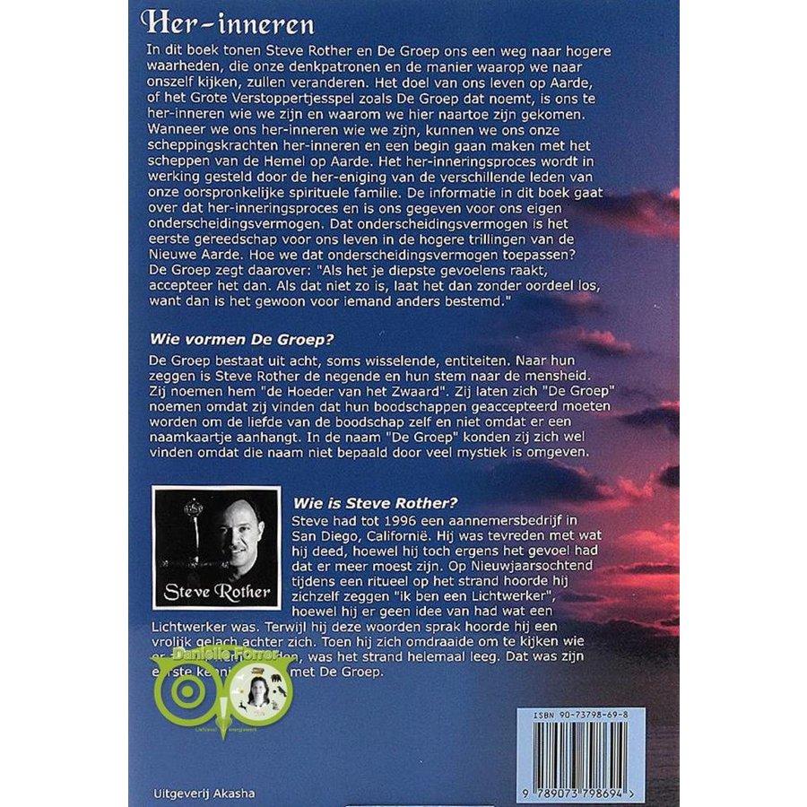 Her-inneren - Een handboek voor menselijke evolutie - Steve Rother-2