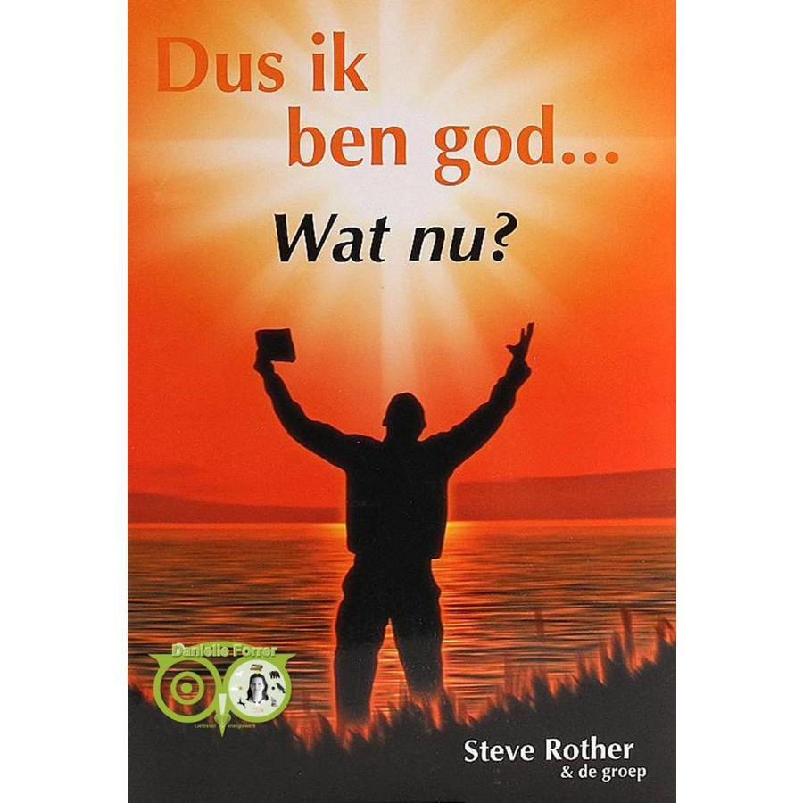 Dus ik ben god... Wat nu?  Gereedschappen voor de mens die in eigen kracht staat - Steve Rother-1