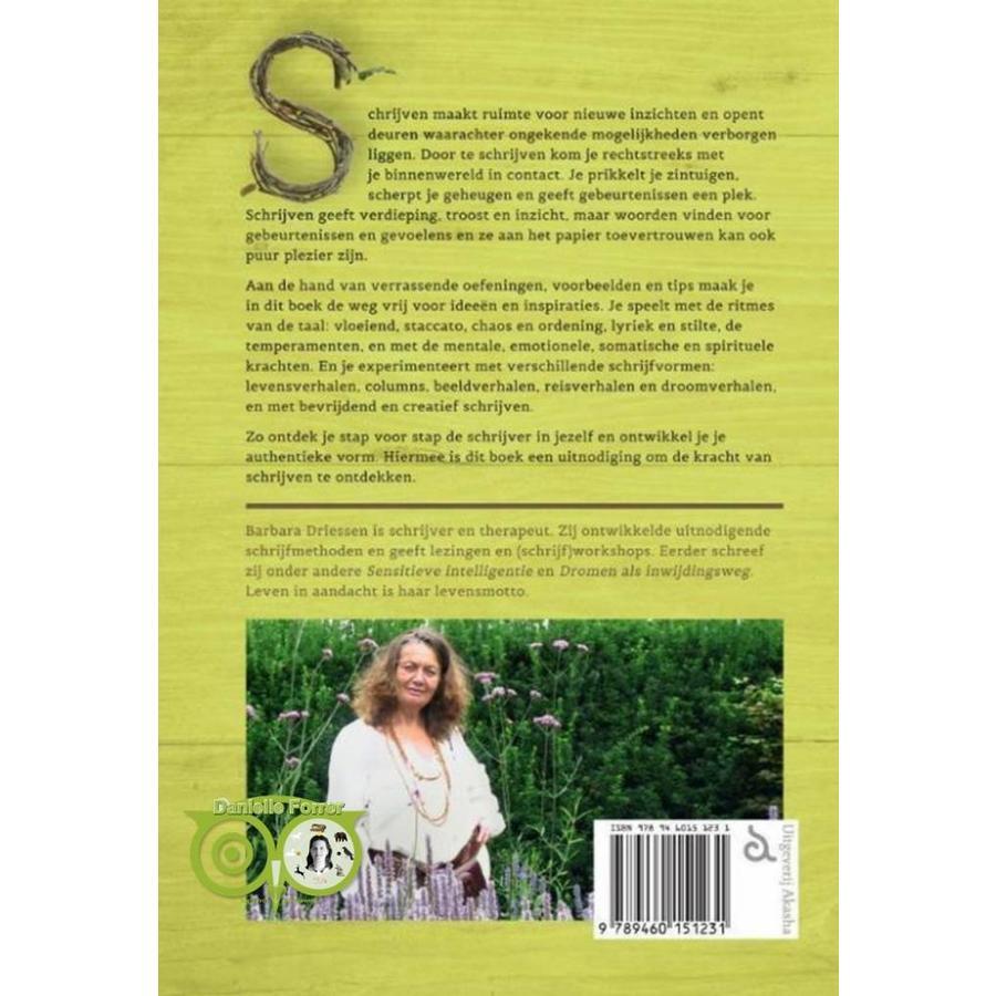 De kracht van schrijven  - Praktische en verrassende schrijfgids - Barbara Driessen-2