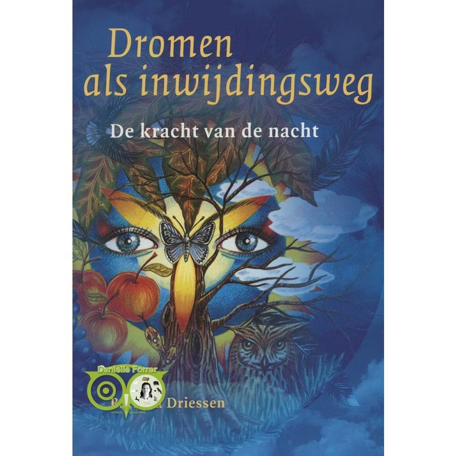 Dromen als inwijdingsweg - De kracht van de nacht - Barbara Driessen-1