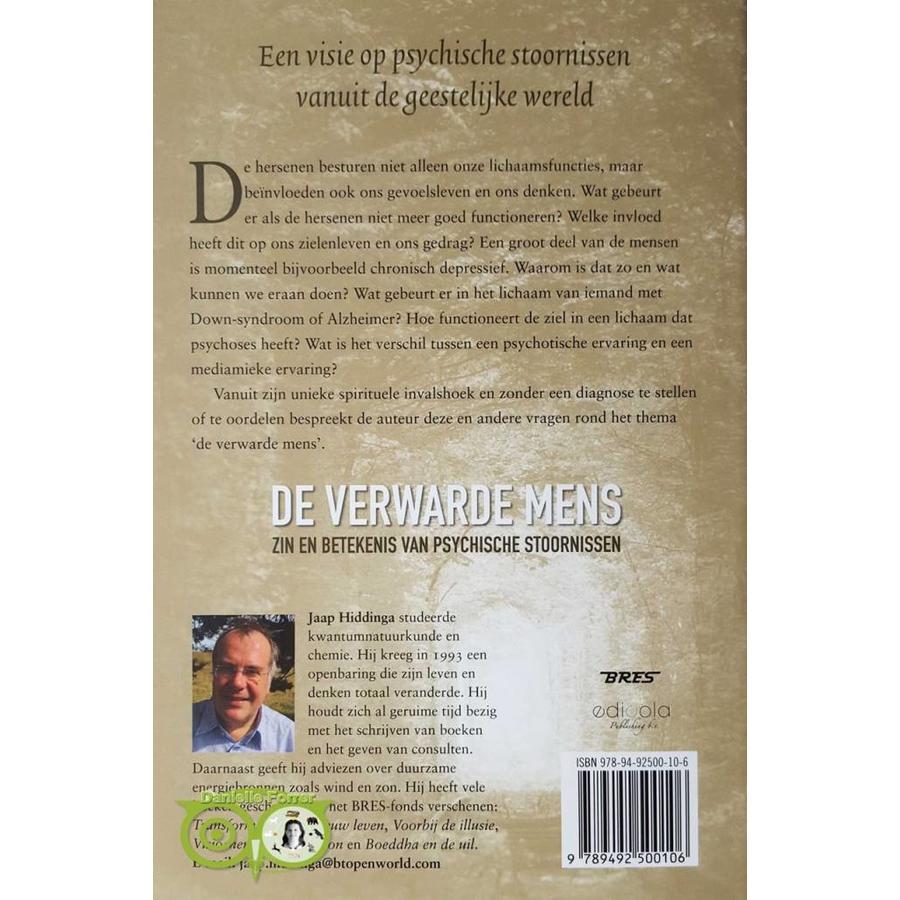 De verwarde mens - zin en betekenis van psychische stoornissen - Jaap Hiddinga-2