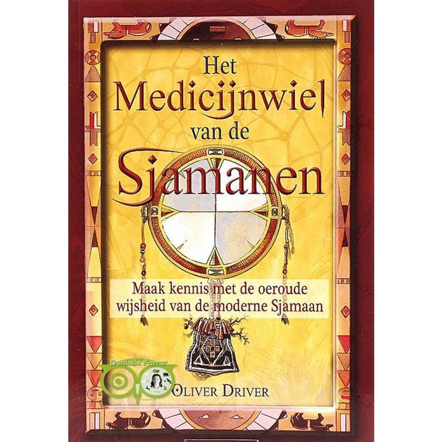 Het Medicijnwiel van de Sjamanen - Oliver Driver-1