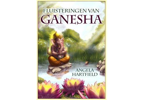 Fluisteringen van Ganesha - Angela Hartefield