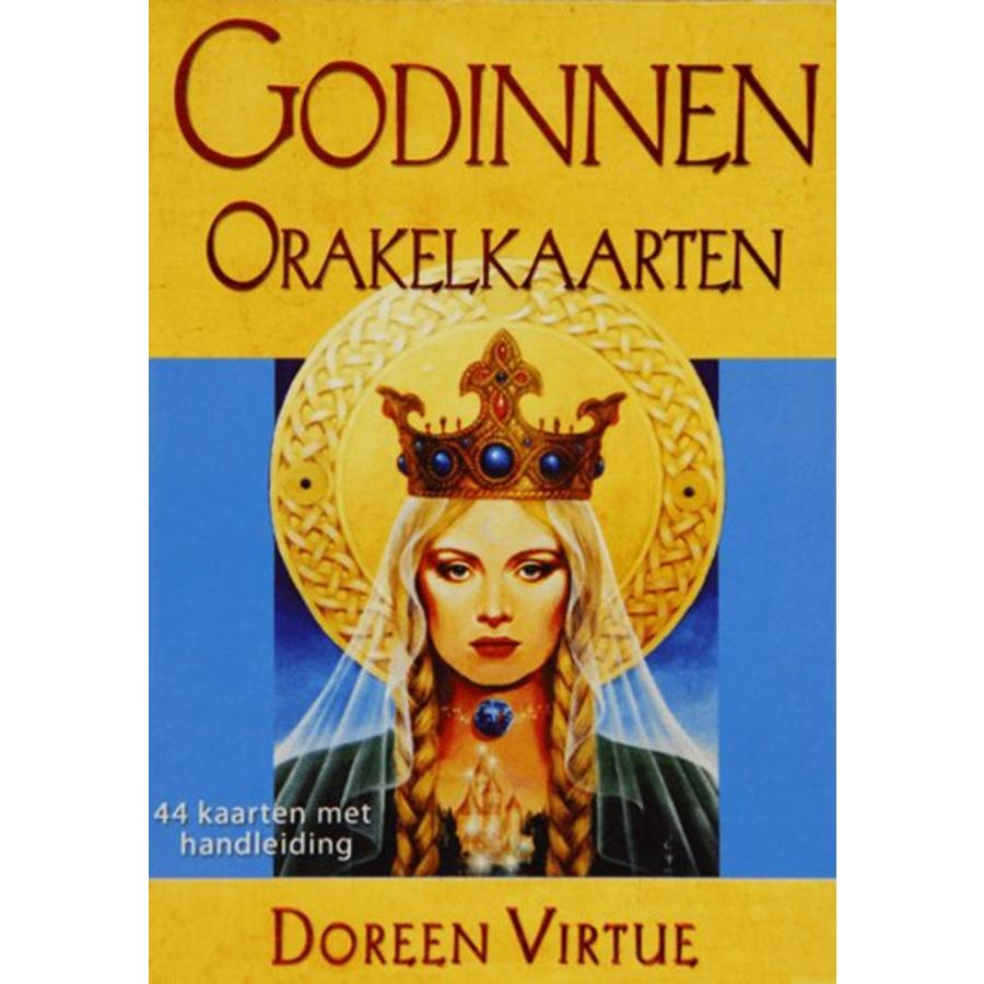 Godinnen Orakelkaarten - Doreen Virtue-1
