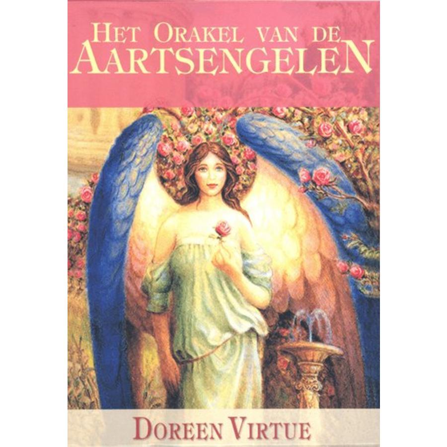 Aartsengelen Orakelkaarten  - Doreen Virtue-1