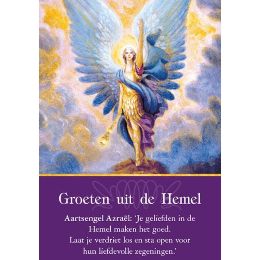 Aartsengelen Orakelkaarten  - Doreen Virtue-4