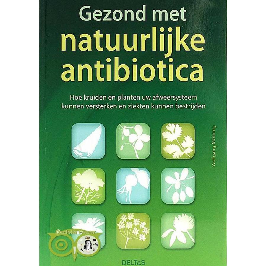 Gezond met natuurlijke antibiotica - Wolfgang Möhring-1