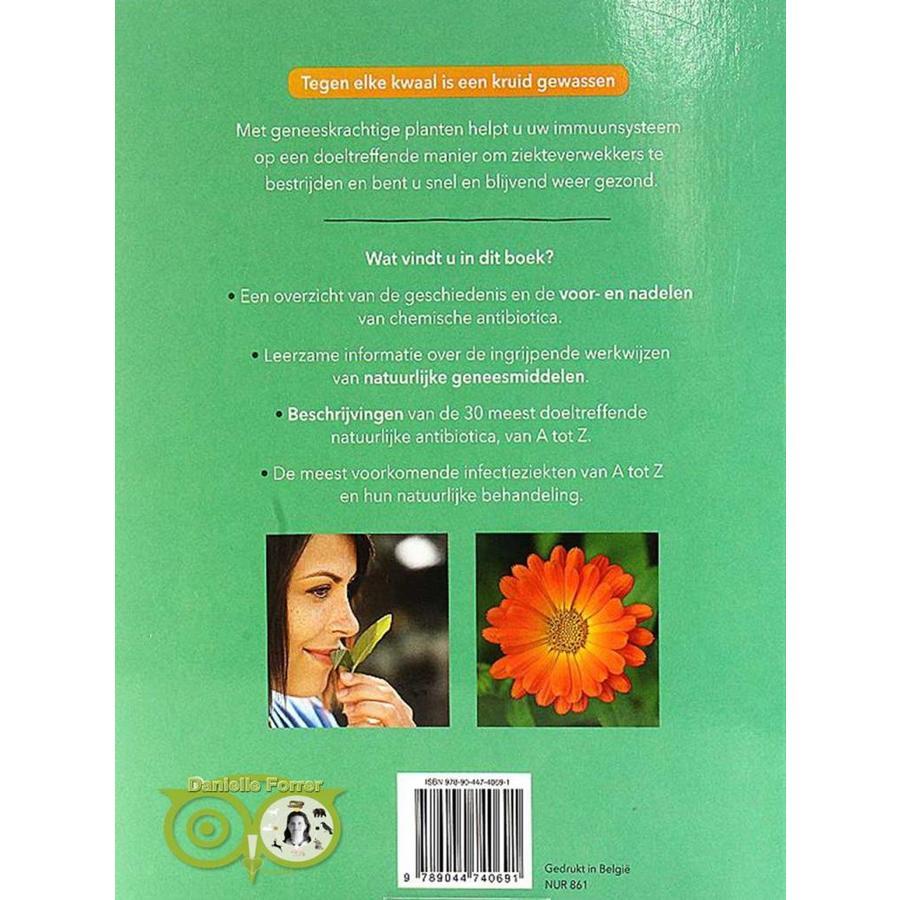 Raadgever gezondheid - Natuurlijke antibiotica - Aruna M. Siewert-2
