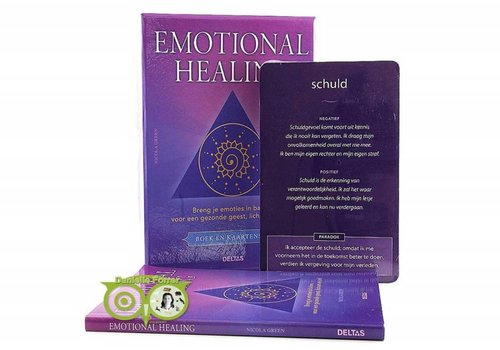 Emotional healing - Nicola Green
