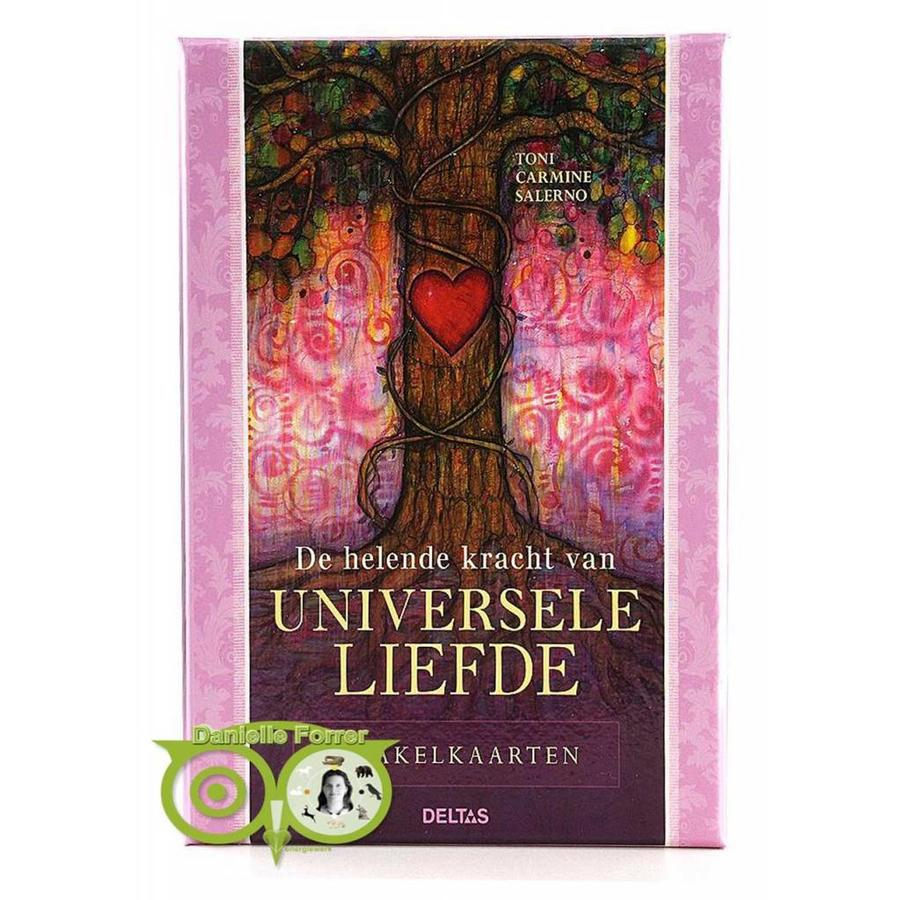 Orakelkaarten de helende kracht van universele liefde - Toni Carmine Salerno-2