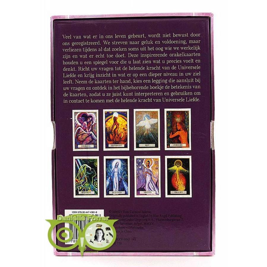 Orakelkaarten de helende kracht van universele liefde - Toni Carmine Salerno-3
