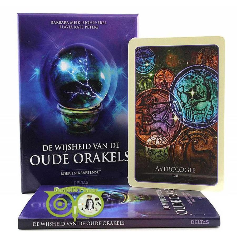 De wijsheid van de oude orakels - Barbara Meiklejohn-Free, Flavia-Kate Peters-2