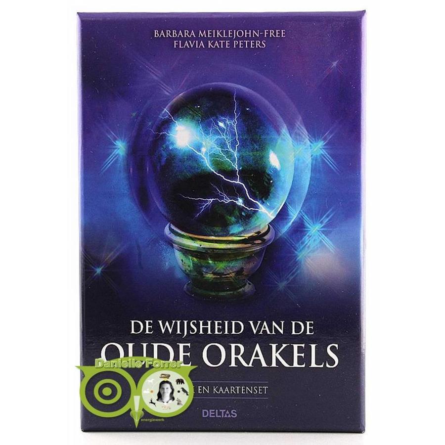 De wijsheid van de oude orakels - Barbara Meiklejohn-Free, Flavia-Kate Peters-1